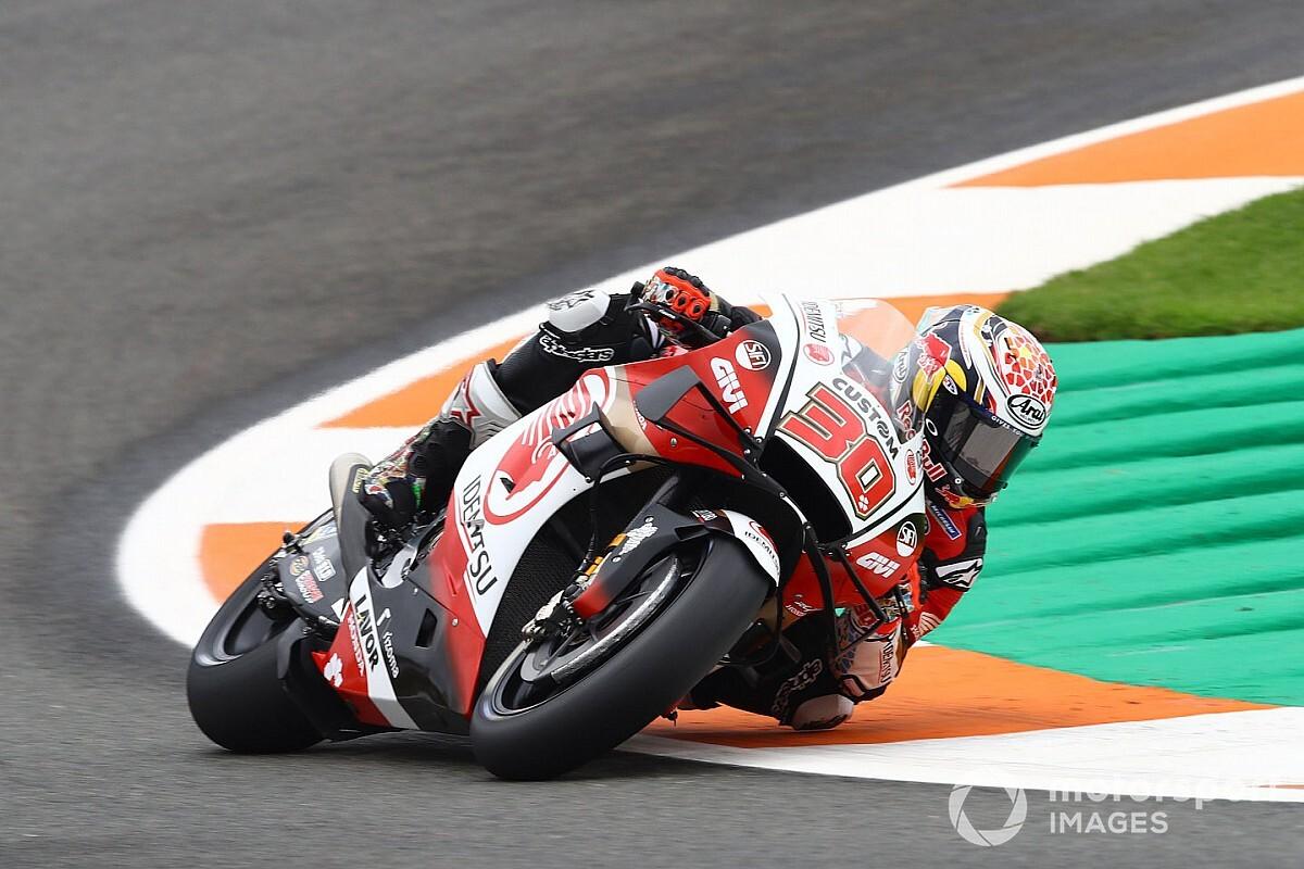 MotoGP, Valencia, Libere 1: Nakagami al top davanti alle Yamaha