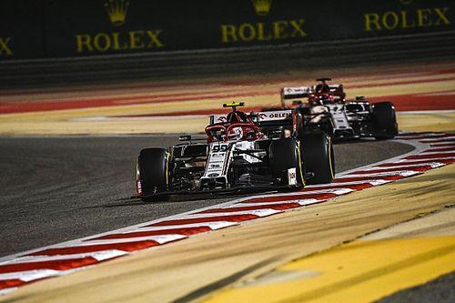 """La """"nuit difficile"""" d'Alfa Romeo à Sakhir"""