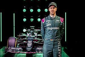 Aston Martin: Vettel będzie zadowolony
