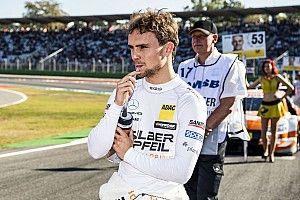 Auer set for DTM return as Mercedes factory driver