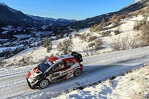 Три экипажа Toyota возглавили Ралли Монте-Карло перед финальным днем