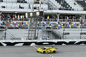 Falso positivo y solo en el parking, así gano Antonio García en Daytona