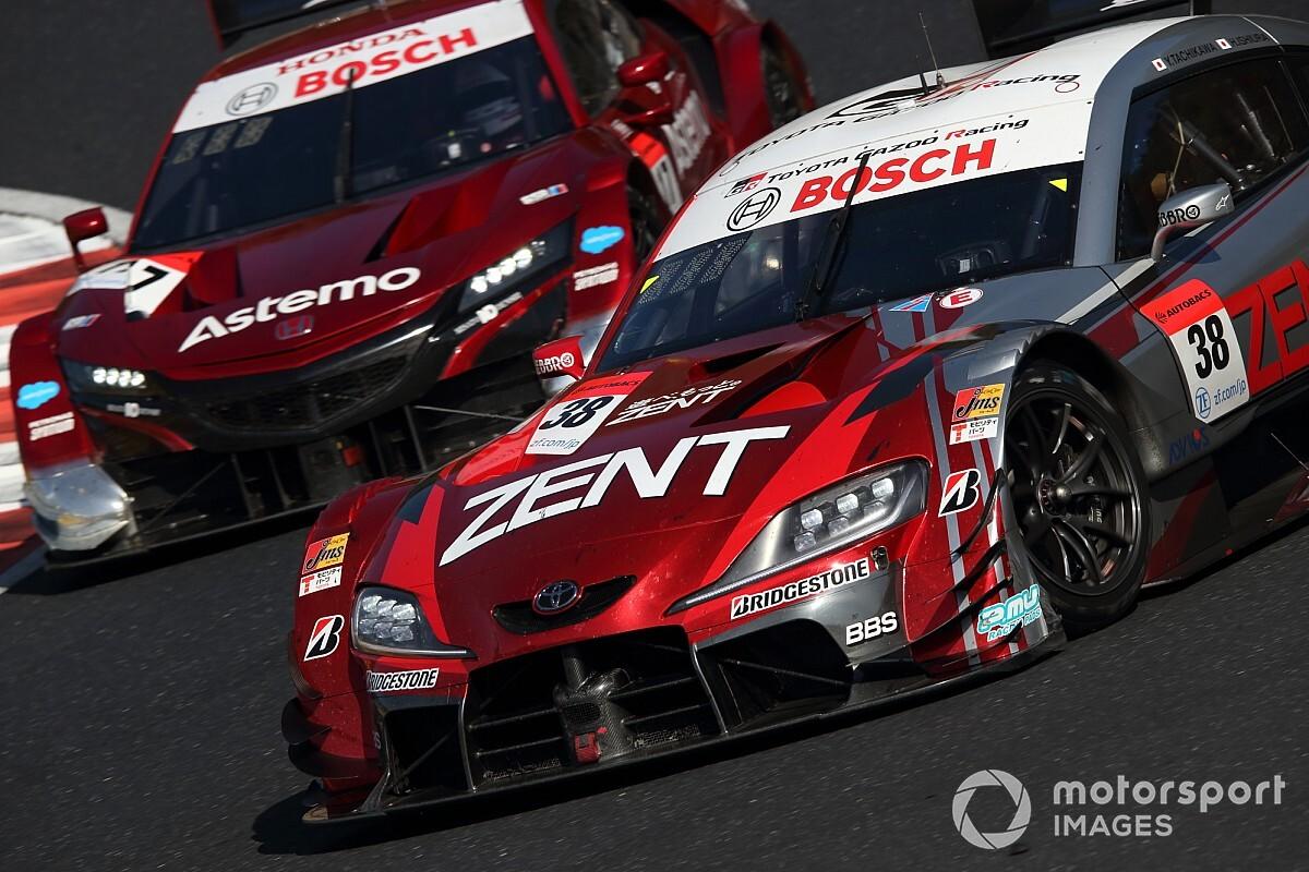 Honda must react to prevent Toyota Fuji blowout