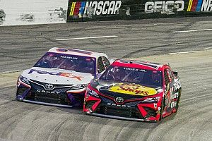 Gibbs talks satisfying, but nerve-racking Martinsville 1-2