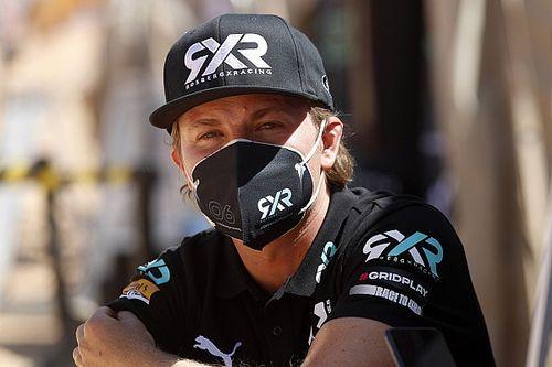 Lihat Insiden Besar, Rosberg Batal Turun di Extreme E