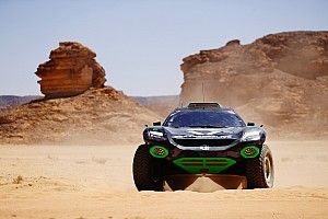Veloce Racing withdraws from Extreme E Desert X Prix due to car damage