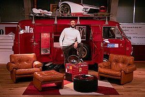 L'automobilismo che si fa arredo: l'idea di un appassionato designer toscano