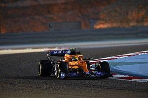 Norris deuxième avec McLaren mais loin d'être ravi