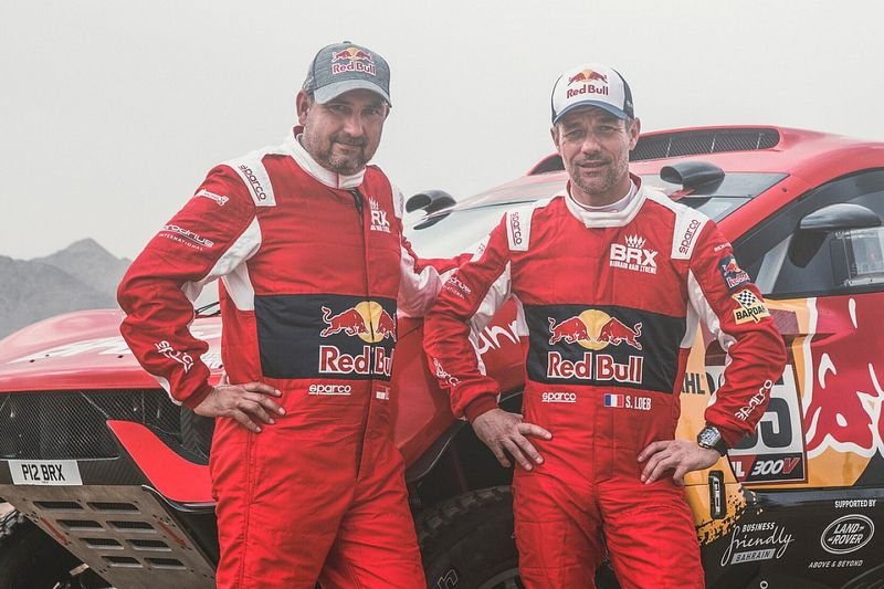 Loeb splits with co-driver Elena after 23-year partnership
