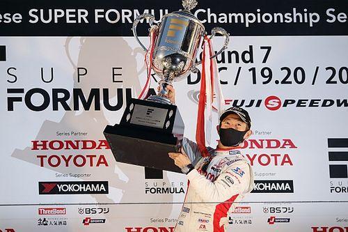 Yamamoto mistrzem Super Formuły
