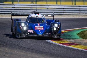 Spa WEC: Alpine fastest from Toyota in second practice