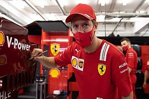 """Vettel: """"Leclerc'le Bahreyn'deki olayları konuştuk ve konu kapandı"""""""