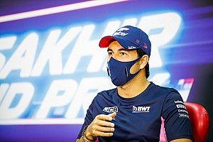 Por qué Pérez no se siente el indicado para ser piloto de reserva