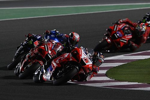 Ducati Tetap Puas meski Tanpa Kemenangan di Qatar