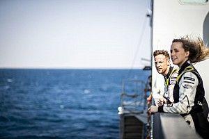 Pilotos, el gran buque, limpieza de playa... ¡llegó la Extreme E!