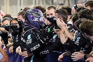 """A csapat főstratégája szerint Hamilton """"zsoldosként"""" érkezett a Mercedeshez"""