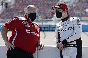 Dua Kepala Kru Tim NASCAR Diskors Gegara Mur