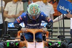 Ricciardo hâlâ McLaren'ın fren sistemine alışıyor