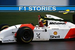 F1 Stories: Donington '93, quando Ayrton camminò sulle acque