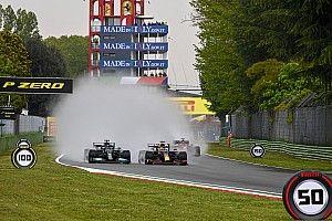 Así fue el emocionante GP de Emilia Romagna 2021 de Fórmula 1