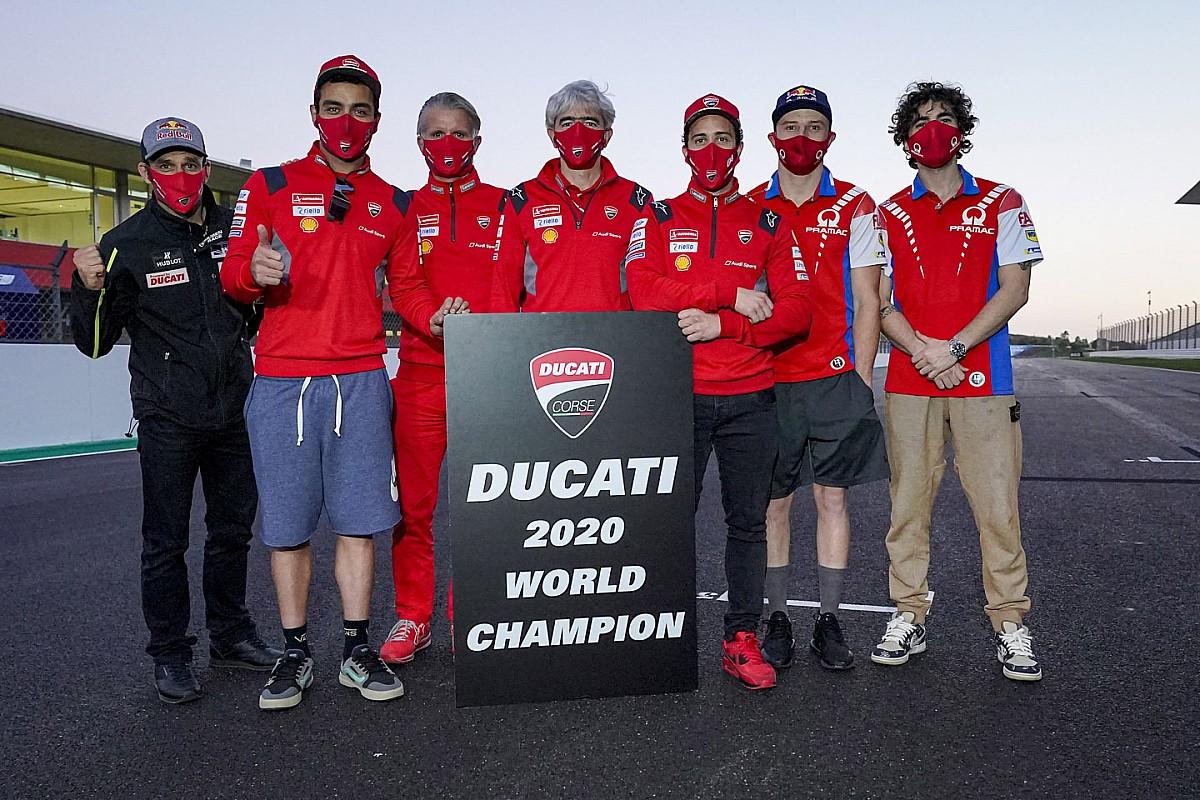 Malam Nanti, Ducati Pamer Motor untuk MotoGP 2021