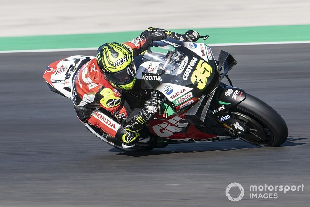 """Crutchlow """"put it on the line"""" for final MotoGP qualifying"""