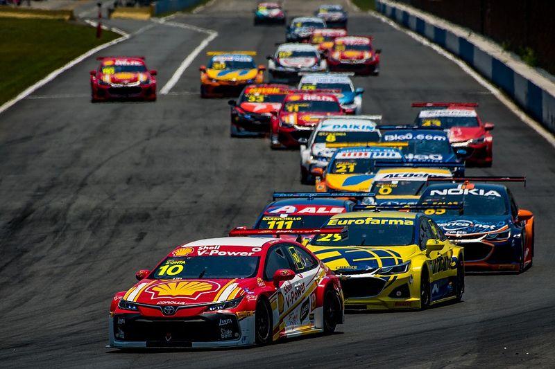 Stock Car altera data da etapa de Curitiba e corrida em anel externo