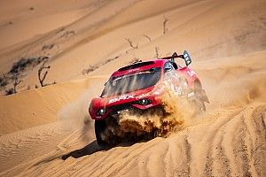 "Loeb: Dakar 2021 ""a race of co-drivers, not drivers"""
