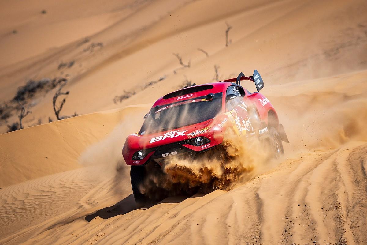 "Loeb: Dakar 2021 ""a race of co-drivers, not drivers"""