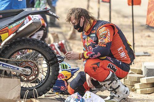 Toby Price concretó una hazaña para continuar en el Dakar 2021