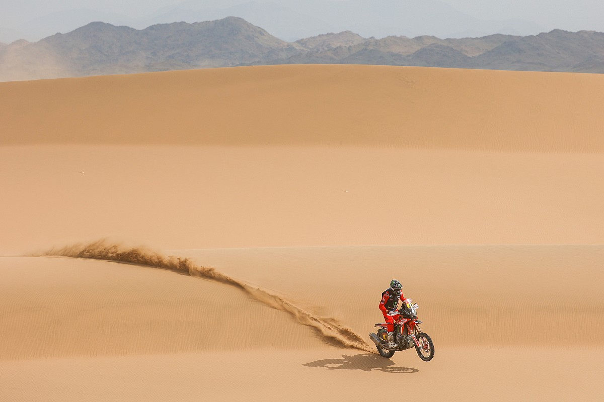 Así será la última etapa del Dakar 2021