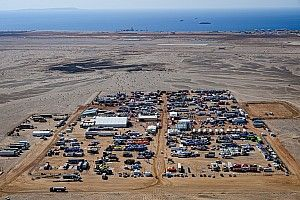 Dakar reveals 'green bivouac' plans for 2024