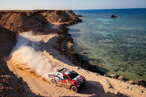 Fotogallery Dakar 2021: ad un passo dal Mar Rosso a Neom