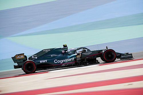 Foto's: De eerste dag van de Formule 1-wintertest in Bahrein