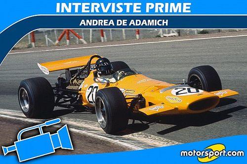"""De Adamich: """"Forse ho sbagliato a lasciare la Ferrari nel 1968"""""""
