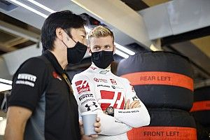 Problemas para Schumacher: no puede probar el simulador de Haas