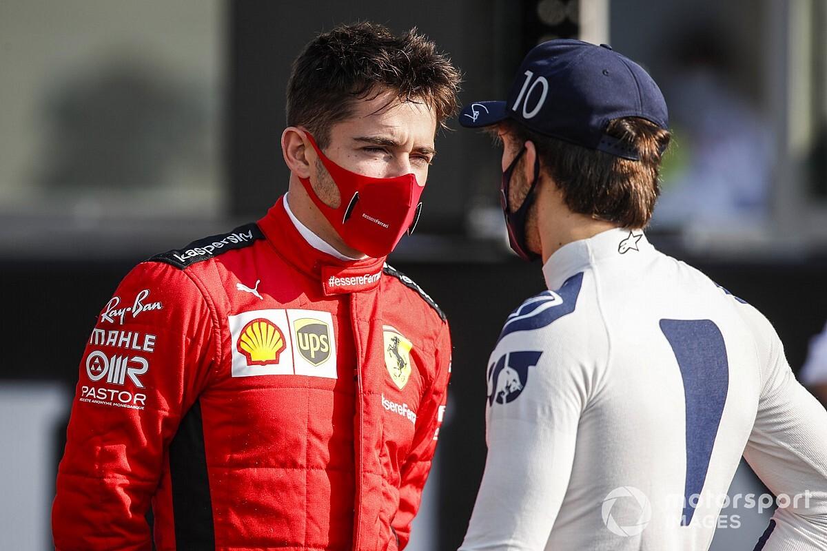 """Leclerc a rajongóknak: """"Nem vagyok arrogáns!"""""""