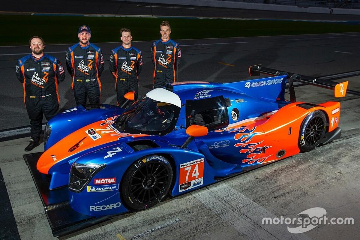 24h Daytona: la Riley ha scelto i piloti per la sua Ligier LMP3