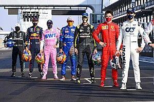 Los jefes de los equipos eligieron a los mejores pilotos de 2020