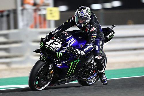 MotoGPカタール決勝:マーベリック・ビニャーレス、ドゥカティ勢下し完璧な勝利。中上は転倒リタイア