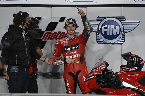 """Bagnaia: """"La meilleure façon d'ouvrir un nouveau chapitre"""" avec Ducati"""