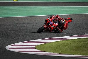 Doha MotoGP: Miller leads Ducati charge in second practice