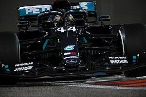 Mercedes, 2020 aracının gelişimini Spa'da durdurmuş!