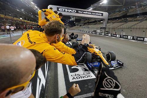 McLaren: Prestige, not money, main reward for third place