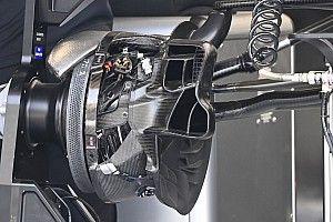 Formel-1-Technik: Detailfotos beim Bahrain-Grand-Prix 2021 in Sachir