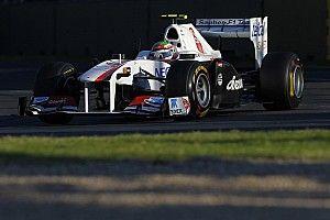 Hace 10 años Sergio Pérez sorprendía en su debut en F1