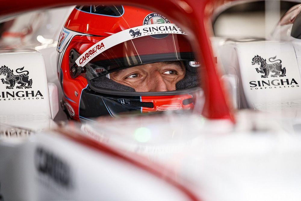 Kubica Gantikan Raikkonen di FP1 GP Spanyol
