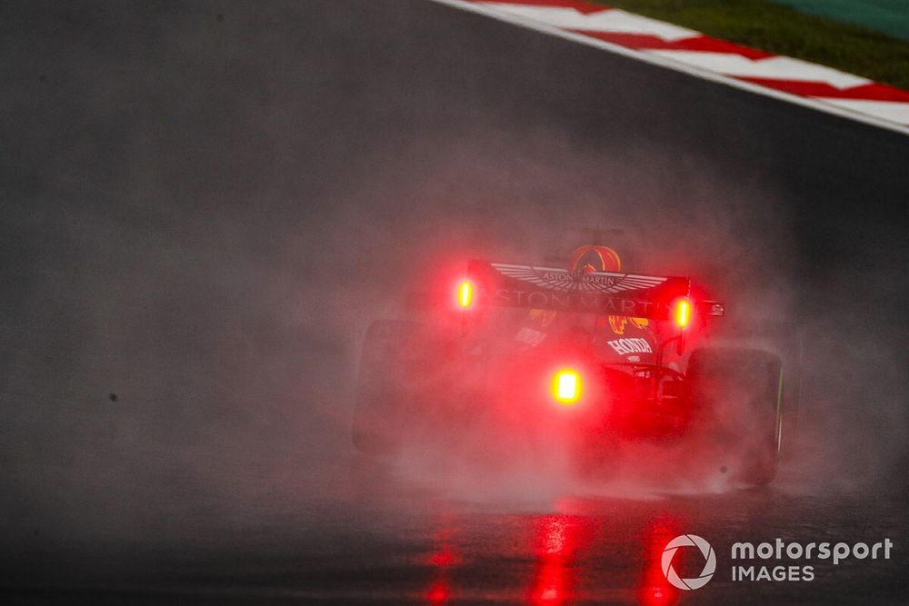 Verstappen explica el error de Red Bull que lastró su carrera en Turquía