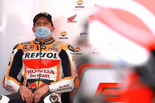 Pengganti Marquez Puas Hasil Free Practice MotoGP Portugal