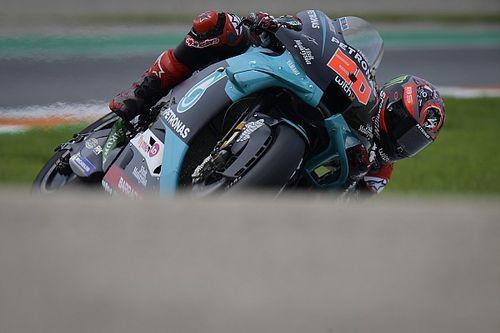 """Quartararo lamenta """"um dos seus piores dias"""" na MotoGP em 2020"""